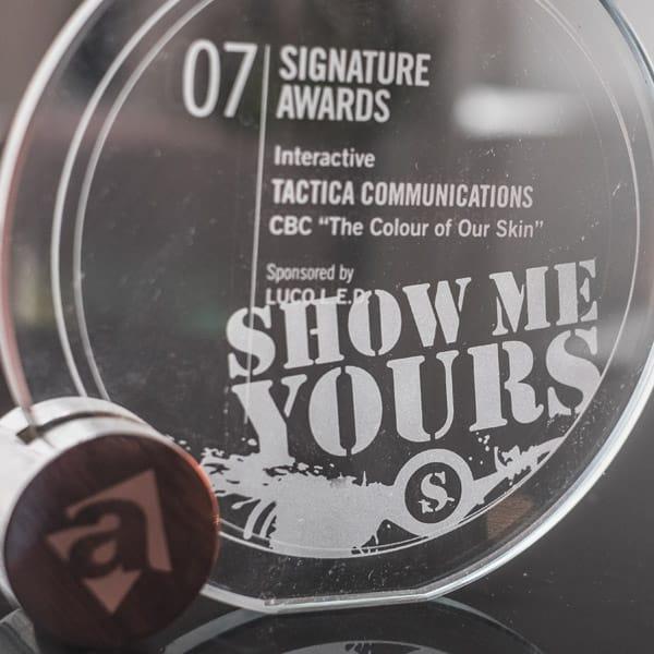 award-signature