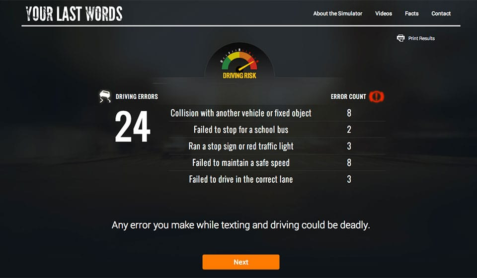 Texting-and-driving-simulator-results
